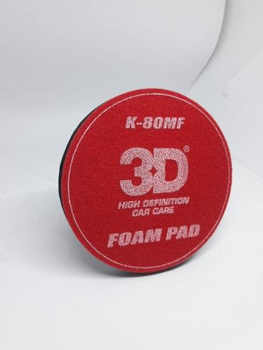 3d pad para remover cascara de naranja -purpura 5 - highglos