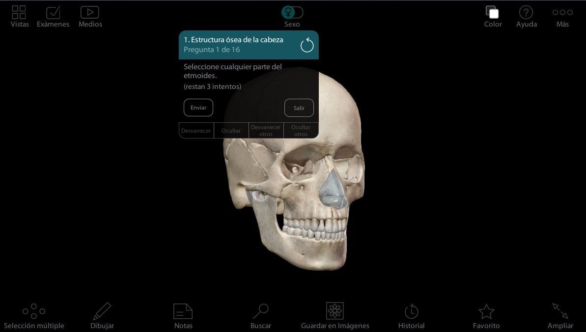3d Pc Programa Medicina Atlas Anatomia Humana Español - $ 249.00 en ...