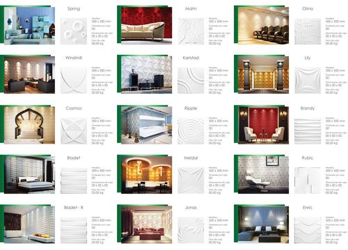 3decoart  paneles decorativos 100% fibra natural