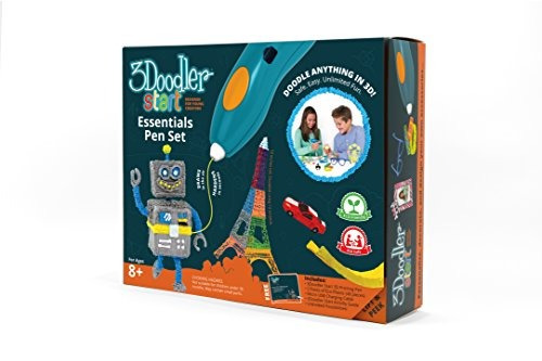 3doodler start essentials 3d printing pen set