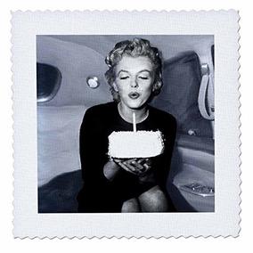 Edredon Marilyn Monroe.3drose Qs 3749 10 Marilyn Monroe Edredon Cuadrado 25 Por 25
