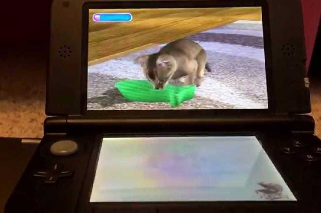 Purr Pals Purrfection Gatos 3ds Nintendo Lacrado Jogo Game