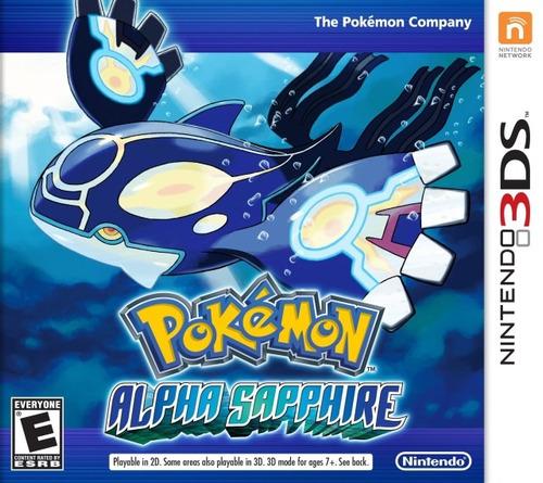 3ds juegos pokemon omega ruby,alpha safire,