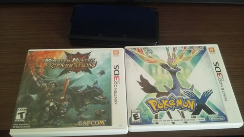 3ds pokemon nintendo