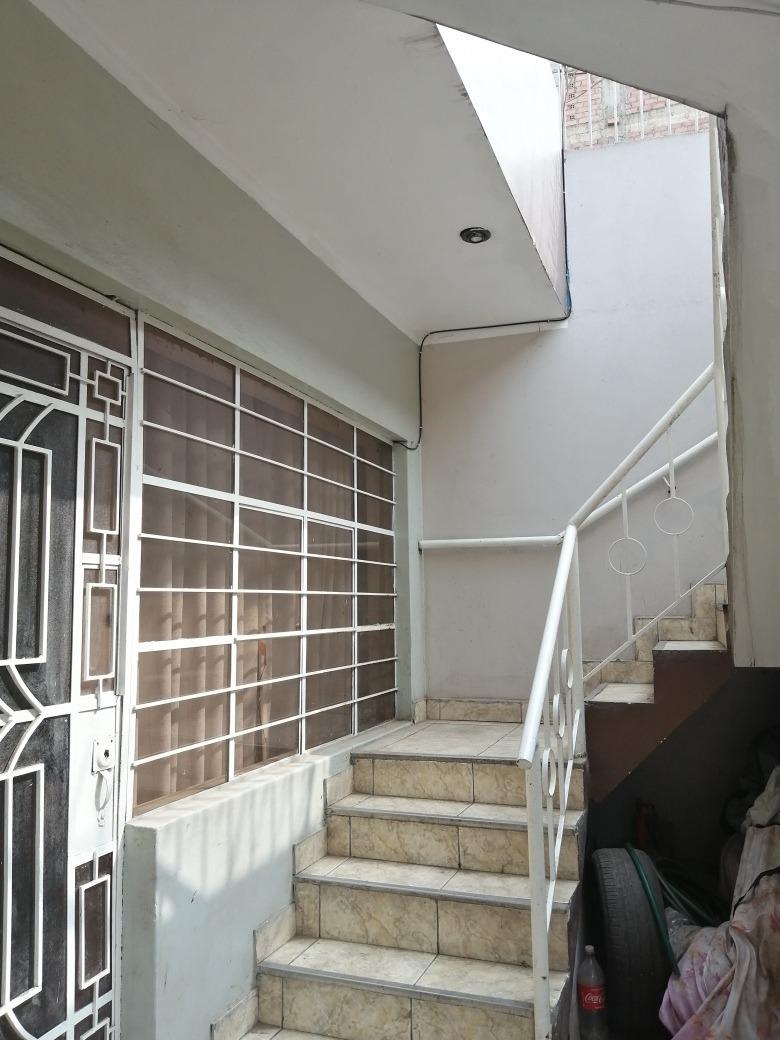 3er piso área 120 metros, semiconstruido inscrito sunarp