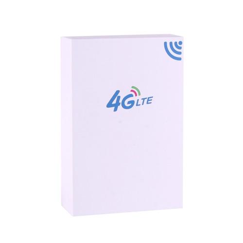 3g 4g wifi wireless mobile router blanco blanco