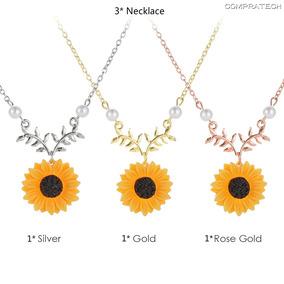 7f2343266b75 Collares Amistad Para 3 - Joyería Collares y Cadenas Oro en Mercado ...