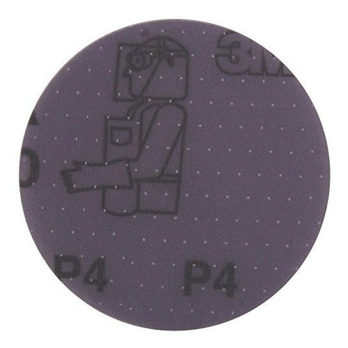 3m 02094 trizact hookit 3 p1500 grit clear coat sanding disc