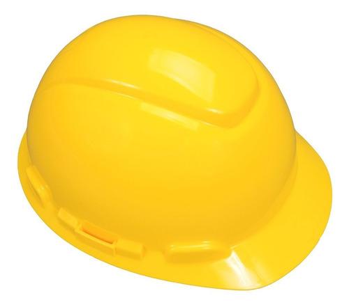 3m casco suspensión standar 4-puntos color amarillo h-702p