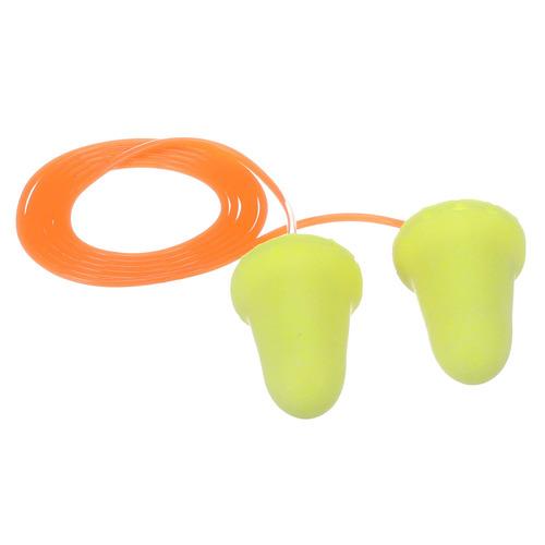 3m e-a-rsoft tapones para los oídos, en bolsa de poliprop