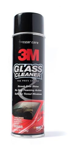 3m - glass cleaner (limpiador de vidrios)