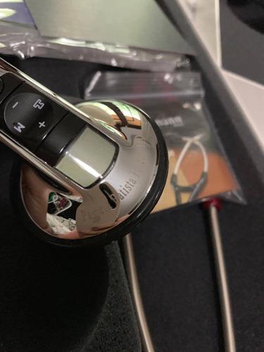 3m littmann 3200 estetoscópio eletronico vermelho