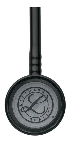 3m littmann master classic ii estetoscopio 2141 ed negro