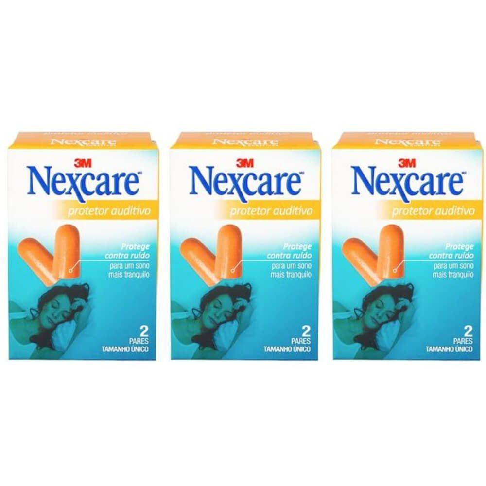 3m Nexcare Protetor Auditivo C 2 Pares (kit C 03) - R  32,84 em ... a71aecfd51