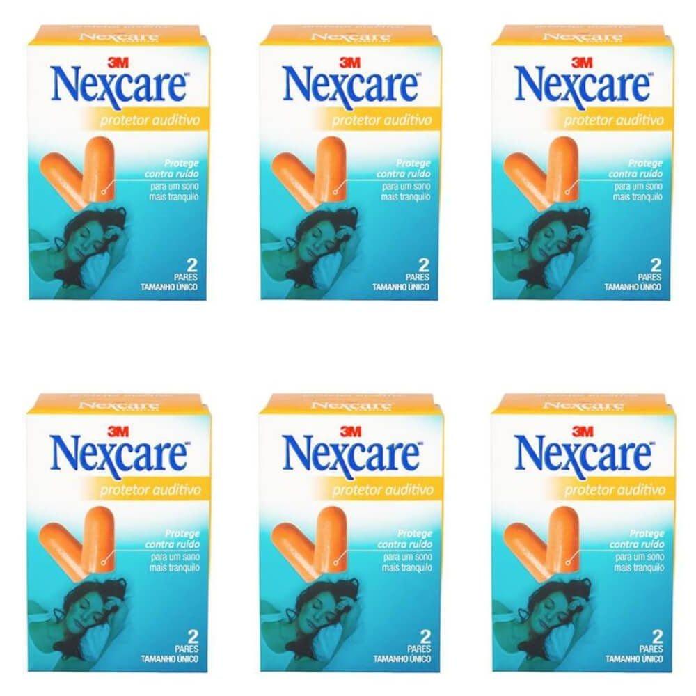 3m Nexcare Protetor Auditivo C 2 Pares (kit C 06) - R  60,69 em ... 6b30913edc