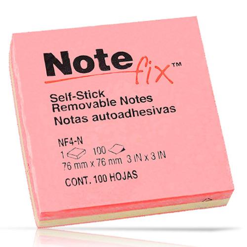 3m note fix 3x3 cubo neon - barulu