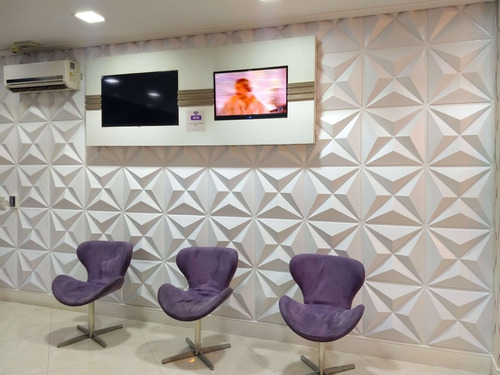3m² placas decorativas de parede ilove3d luxo modelos