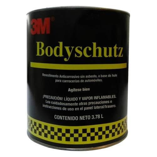 3m recubrimiento anticorrosivo bodyschutz 1 galón automotriz