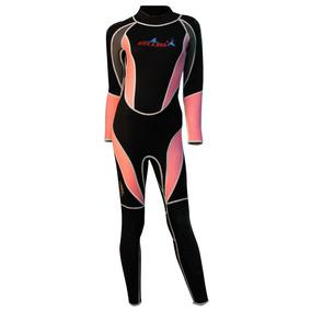 f0f2f7c07f01 3mm Traje De Buceo De Cuerpo Entero Nadar Surfing Snorkelin