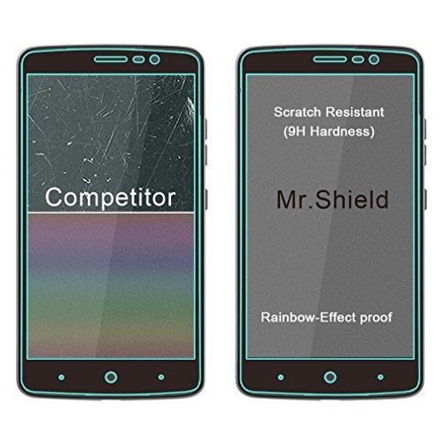 3packmr shield para zte max xl japan tempered glass 9h durez