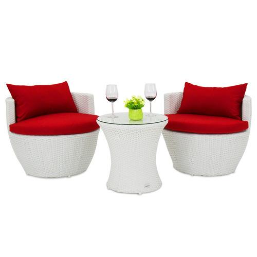 Asombroso Mimbre Mirada Muebles De Exterior Ideas - Muebles Para ...