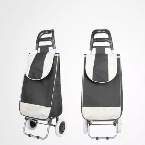 3pcs carrito mandado plegable multiusos práctico color liso