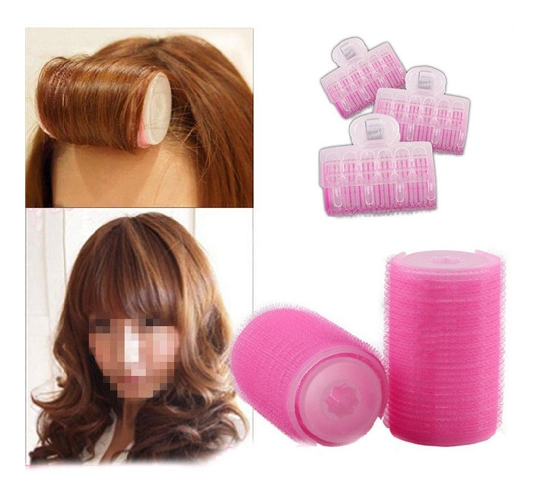New 3Pcs//Set Hairdress Magic Bendy Hair Styling Roller Curler Spiral Tools