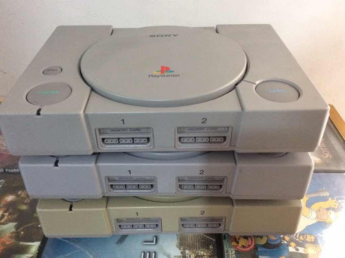 3ps1 playstation 1 para reparación psone 3 consolas original