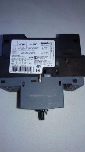3rv2021-1da10 3rv20211da10 siemens interruptor, guardamotor