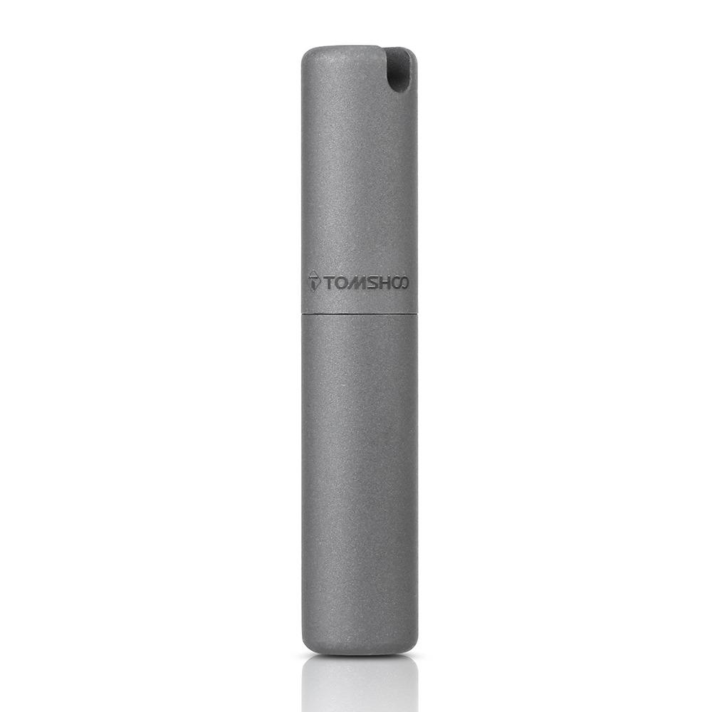 2dc9645b9090 3*tomshoo Titanium Edc Contenedor C psula A Prueba De Agua - $ 723.63 en  Mercado Libre