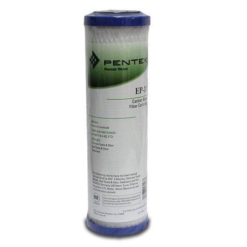 3un x filtro de carbon activado en bloque 10  pentek ep-10