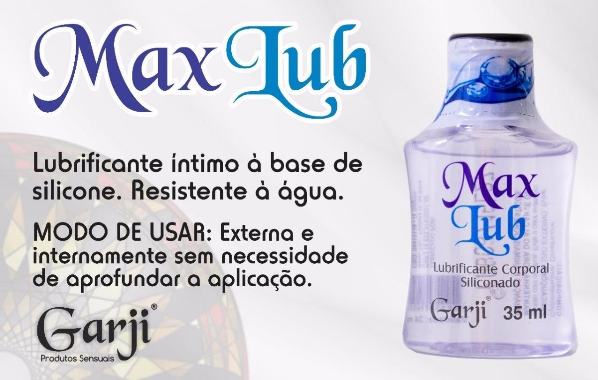 3unid Lubrificante Maxlub 35ml Resistente A Água Garji - R$ 58,84 em ...
