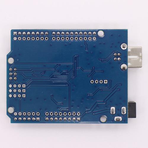3x arduino uno rev3 r3 atmega328 smd sem cabo usb