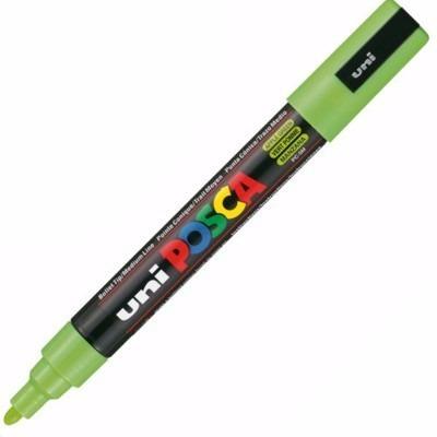 3x caneta posca uni ball pc-5m *super*preço* *escolha*