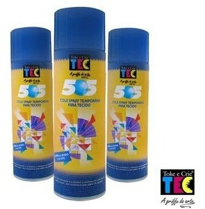 3x cola 303 spray papel scrap 250ml acid free *promo