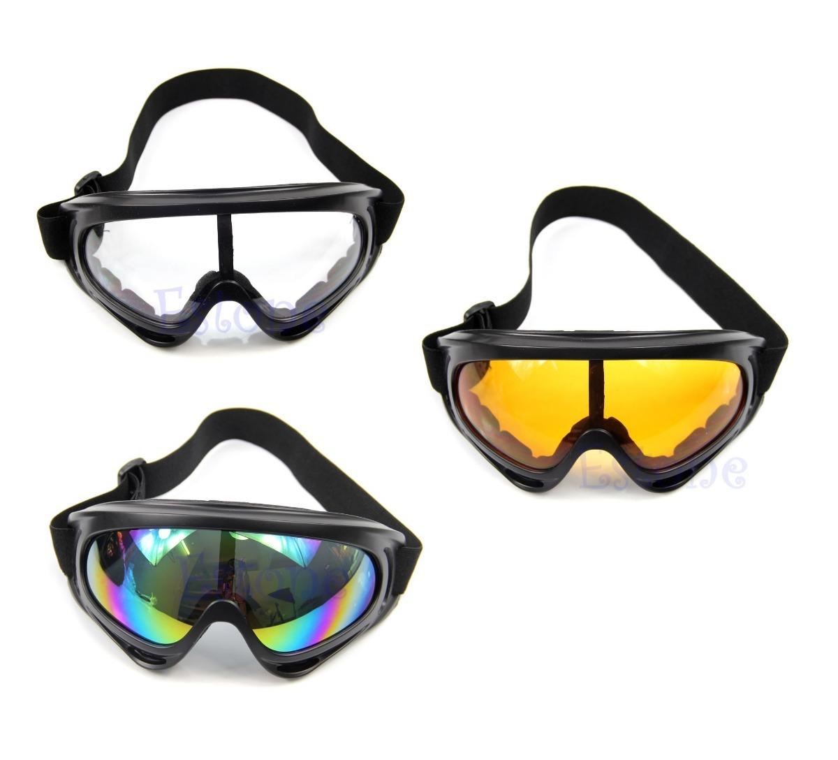 28cb8c9851e6a 3x óculos mascara googles x400 tatico airsoft paintball army. Carregando  zoom.