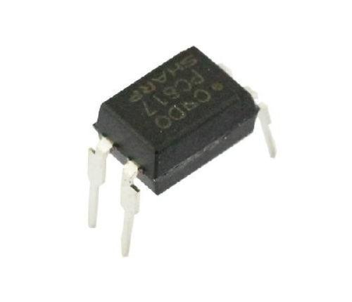 3x optoacoplador * pc817 * pc 817 - original sharp
