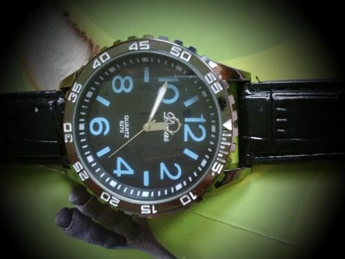 3x reloj de hombre, con pila nuevos