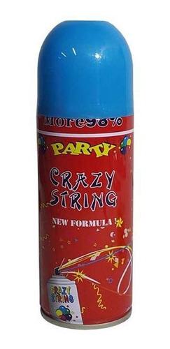 3x serpentina en spray crazy