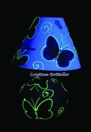 3x tinta fluorescente fosforescent corfix 35ml brilha escuro