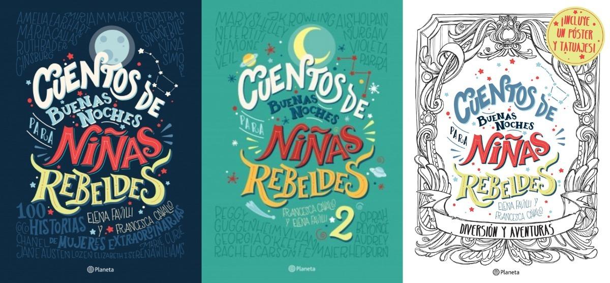 Resultado de imagen de cuentos de buenas noches para niñas rebeldes 2