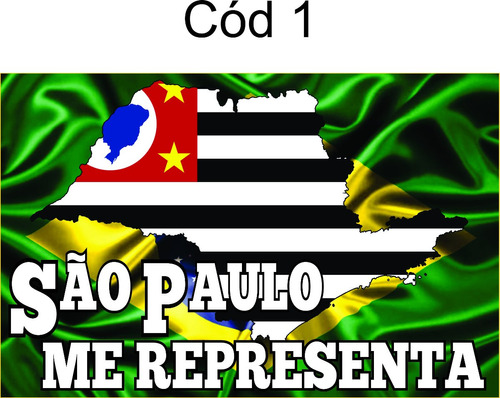 4 adesivos orgulho aécio sao paulo me representa politica