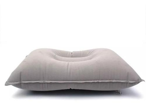4 almohada cojin inflable viaje siesta relajación campamento