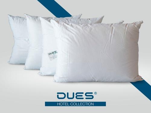 4 almohadas classic nadur firme estándar hotel collection