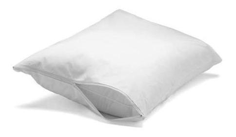 4 almohadas hoteleras c/cierre, incluye 4 fundas