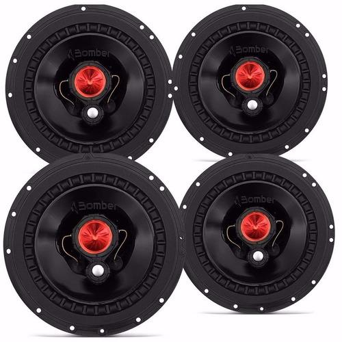 4 alto falantes 6 pol bomber 200w triaxial **promoção**