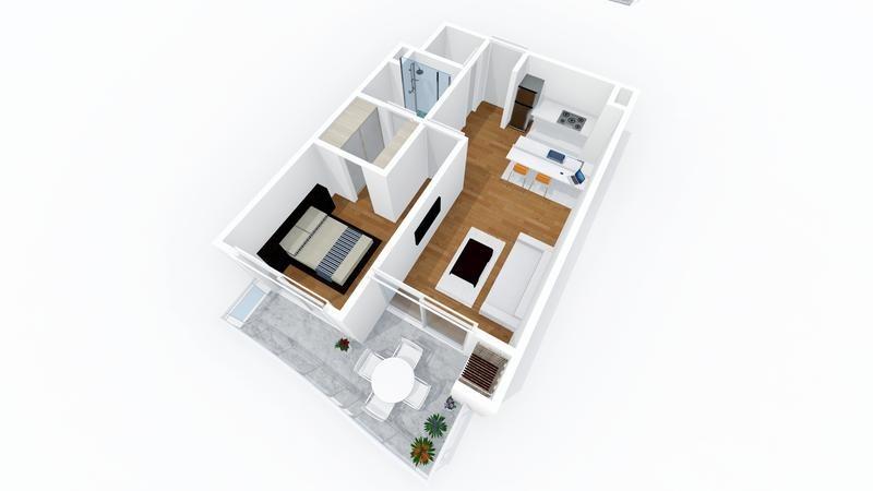 4 amb c/ balcon y parrilla propia - destino 3335