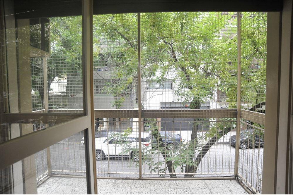 4 amb. con balcón, patio y cochera en villa crespo