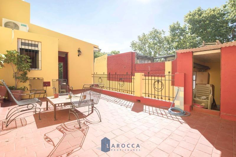 4 amb con patio y terraza casa en venta villa ortuzar