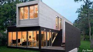 4 ambiente casa container loft dpto departamento vivienda 12